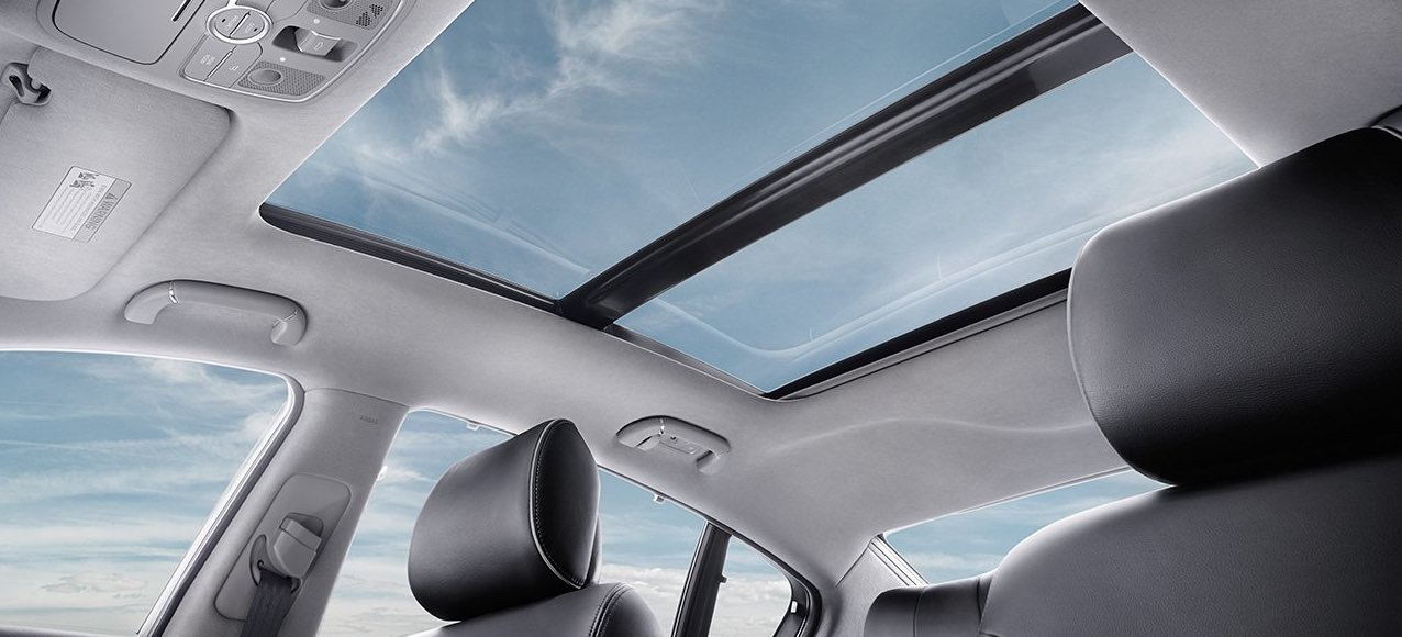 Tinting Sunroofs in Victoria BC