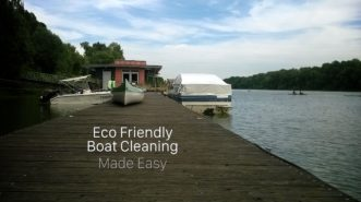 Eco Friendly Boat Cleaning