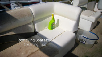 Boat Mold: Removal