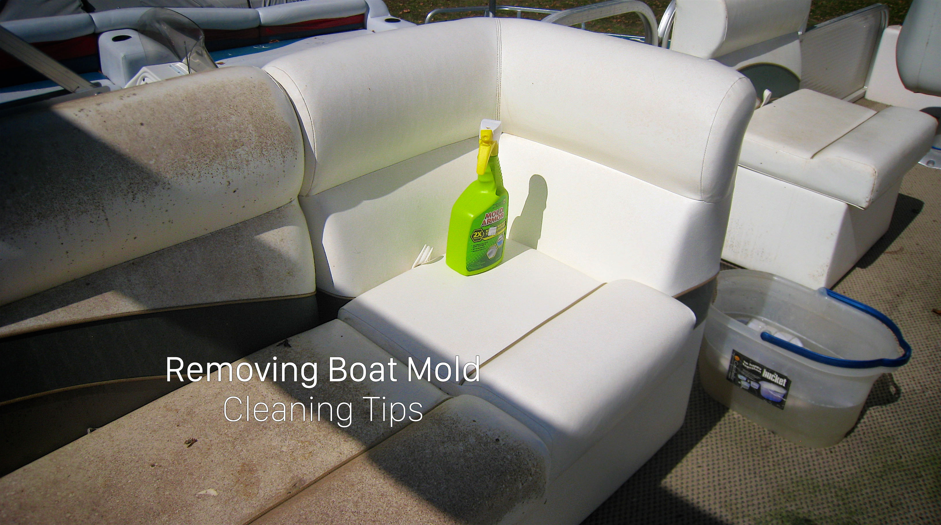 Removing Boat Mold