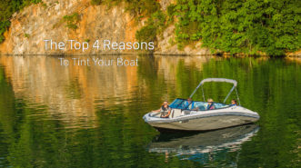 4 Reasons To Tint Your Boat