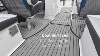 How To Care For Boat Surfaces