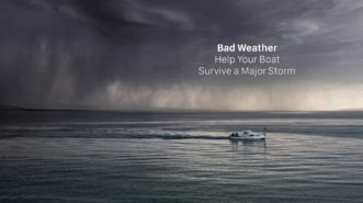 Help Your Boat Survive A Major Storm